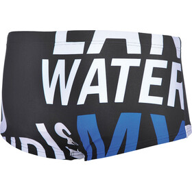 arena Manifesto Low Waist Swim Shorts Men black